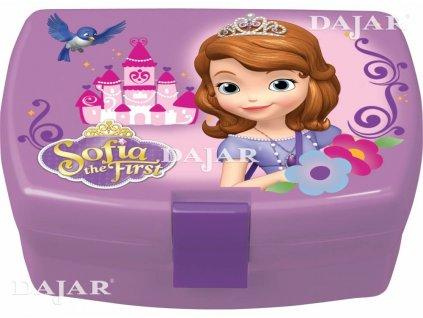 Svačinový box Princezna Sofia DISNEY
