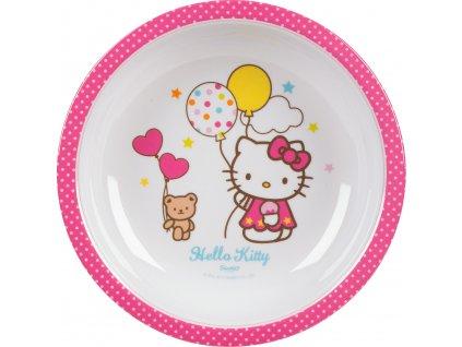 Hluboký talíř Hello Kitty Cutie Pie 19,5 cm DISNEY