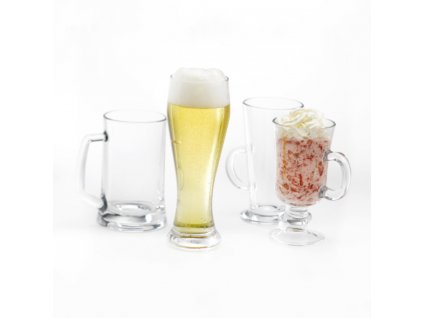 Sklenice na pivo Weissenbeer 520 ml PASABAHCE