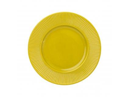 Keramický mělký talíř Palette Green 27 cm AMBITION