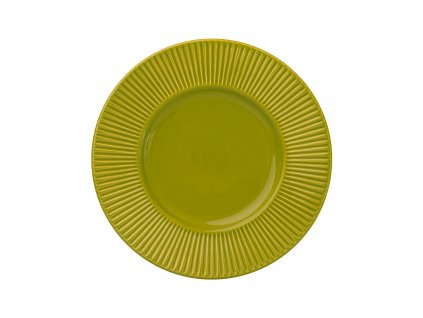 Keramický dezertní talíř Palette Green 22,5 cm AMBITION