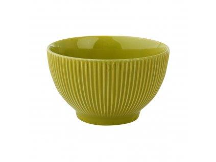 Keramická salátová mísa Palette Green 14,5 cm AMBITION