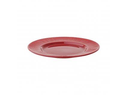 Keramický mělký talíř Palette Cherry 27 cm AMBITION