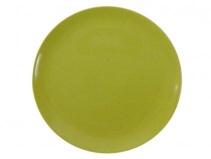 Mělký talíř Fusion Fresh green 26 cm AMBITION