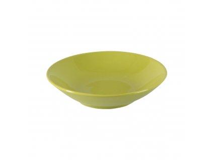 Hluboký talíř Fusion Fresh green 21 cm AMBITION
