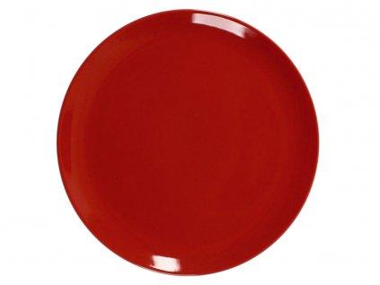 Servírovací talíř Fusion Fresh Red 32 cm AMBITION