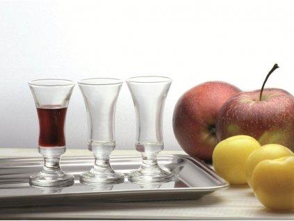 Sada 6 skleniček na likér / vodku Villa 28 ml AMBITION
