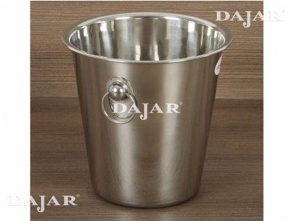 Nerezový kbelík na šampaňské  2,1 l DOMOTTI