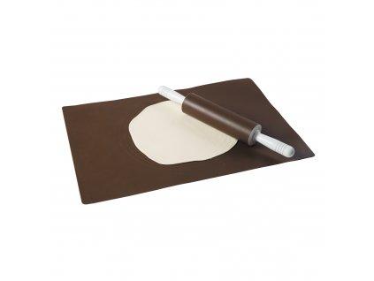 Silikonová podložka na stůl Delice 61,5 x 42 cm AMBITION MIX BAREV