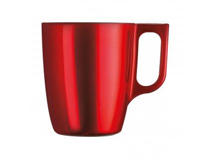 Hrnek Flashy Colors Red 250 ml LUMINARC