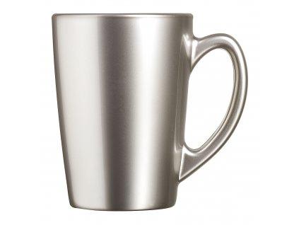 Hrnek Flashy Colors Silver 320 ml LUMINARC