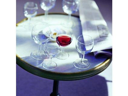 Sada 6 sklenic na víno Ballon Opti 250 ml LUMINARC