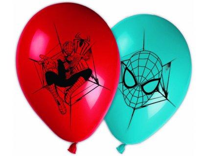 Sada 8 balónků s potiskem Amazing Spiderman II. DISNEY