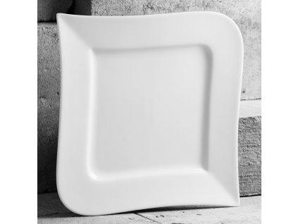 Mělký talíř Fala 28,5 x 28,5 cm AMBITION
