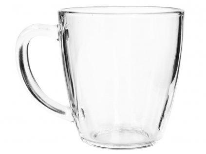 Hrnek z tvrzeného skla 450 ml DOMOTTI