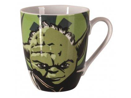 Porcelánový hrnek Jedi Star Wars 380 ml DISNEY