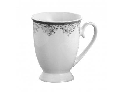 Porcelánový hrnek Diana Platina II. 300 ml AMBITION