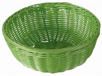 Košík Sante Light Green 24 x 9,8 cm AMBITION