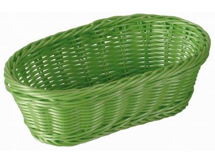 Košík Sante Light Green 24 x 16 x 8 cm AMBITION