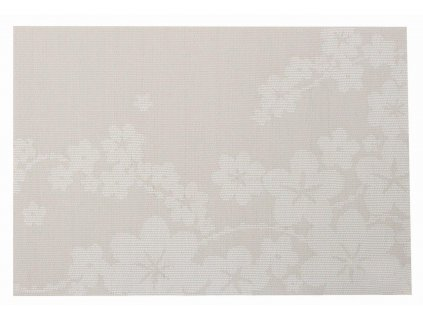 Podložka na stůl PVC / PS Dream Flower Beige 30 x 45 cm AMBITION