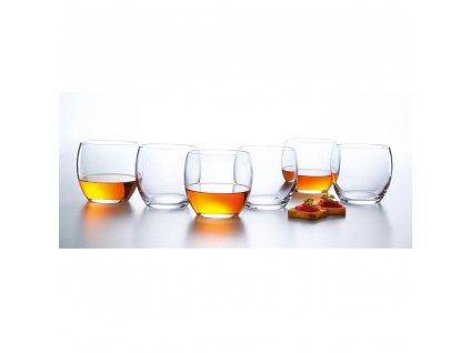 Sada 6 nízkých sklenic Versailles 350 ml LUMINARC