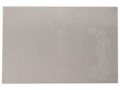 Podložka na stůl PVC / PS Dream Flower Stick Silver 30 x 45 cm AMBITION