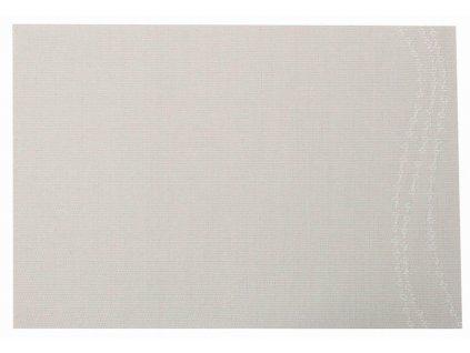 Podložka na stůl PVC / PS Dream Flower Beige Ripples 30 x 45 cm AMBITION