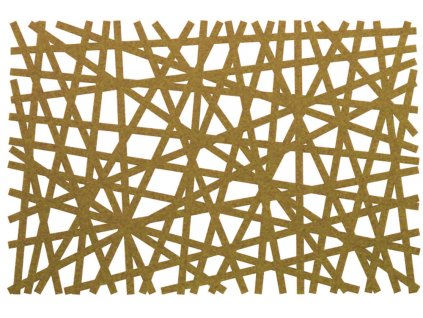 Podložka na stůl z plsti Pretty Beige 45 x 30 cm AMBITION