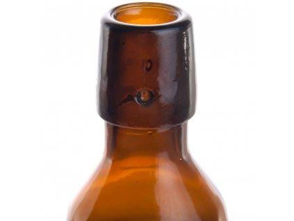 Skleněná láhev 1 l
