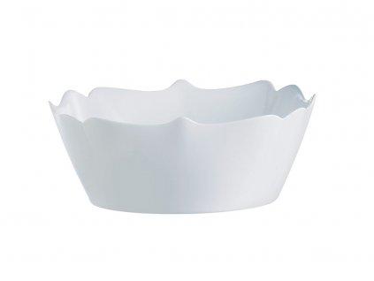 Salátová mísa Authentic White 24 x 24 cm LUMINARC