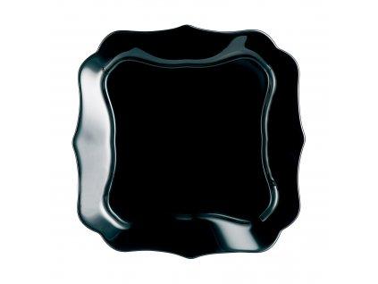 Dezertní talíř Authentic Black 20,5 x 20,5 cm LUMINARC