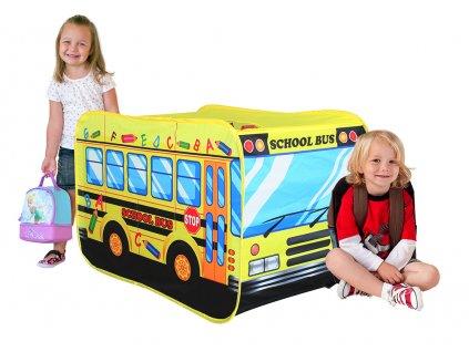 Stan školní autobus 110 x 70 x 70 cm PATIO