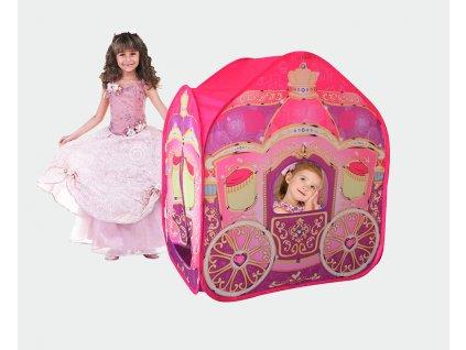 Stan kočár princezen 100 x 90 x 60 cm PATIO
