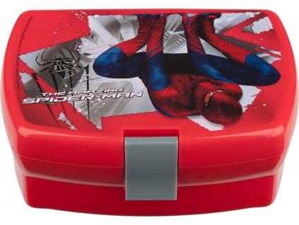 Svačinový box Spiderman DISNEY