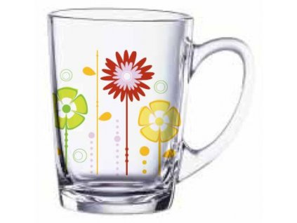 Hrnek New Morning Flowers 320 ml LUMINARC