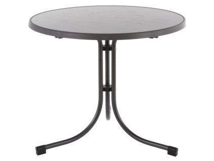 Zahradní stůl Dine & Relax Pizarra / Antracit I. 85 cm PATIO