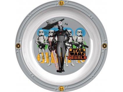 Hluboký talíř Star Wars Rebels 19,5 cm DISNEY