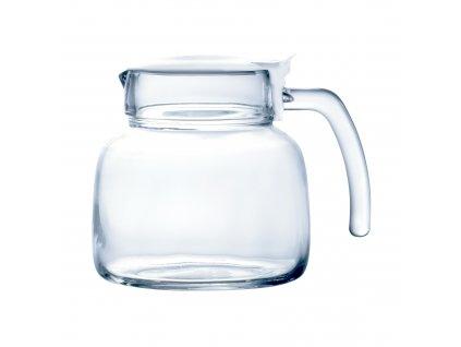 Skleněný džbán s víkem 1,4 l LUMINARC