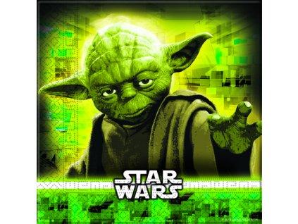 Sada 20 ubrousků Star Wars 33 x 33 cm DISNEY