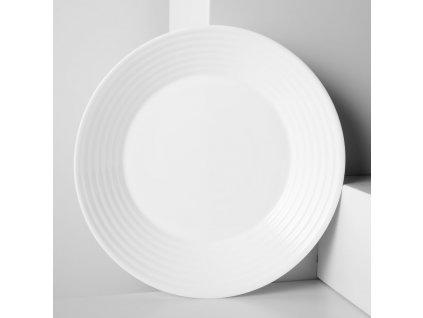 Mělký talíř Harena 25 cm LUMINARC