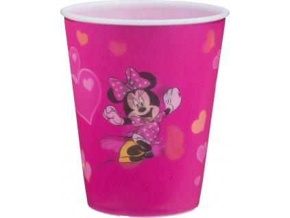 Kelímek / sklenice Minnie 3D 350 ml DISNEY