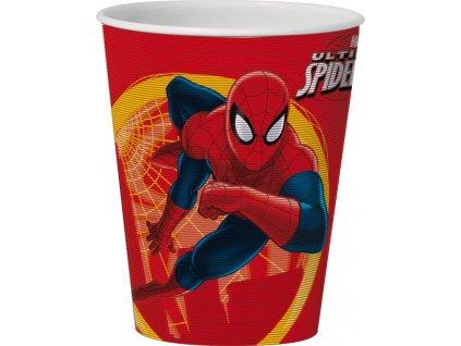Kelímek / sklenice Spiderman 3D 350 ml DISNEY