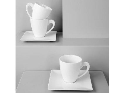 Kávový servis Porto 12-dílů AMBITION