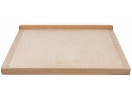 Oboustranný dřevěný vál 74,5 x 49 cm EKO-DREW