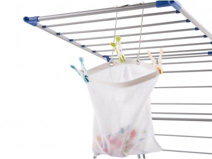 Pytlík na kolíčky na prádlo 28 x 30,5 cm