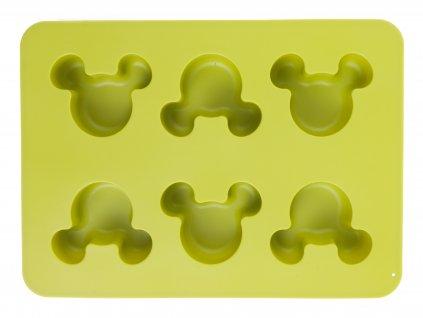 Silikonová forma Mickey Mouse Muffin Green DISNEY
