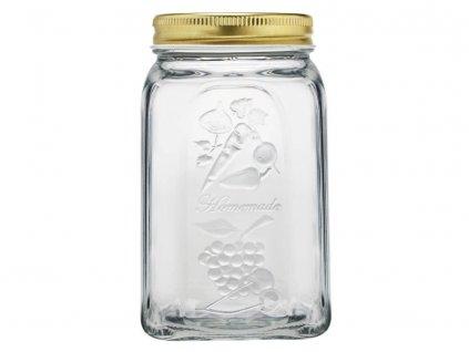 Dekorační nádobka Homemade 1,5 l PASABAHCE