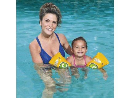 Nafukovací rukávky Swim Safe 25 x 15 cm BESTWAY