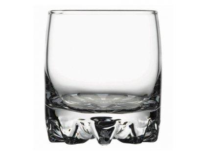 Sada 6 nízkých sklenic Sylvana 200 ml PASABAHCE