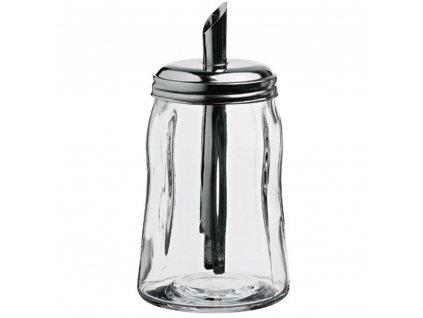 Cukřenka s dávkovačem Black & White 240 ml PASABAHCE